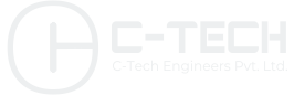 C-TECH Logo_White