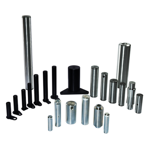 Hardened Ground Pins
